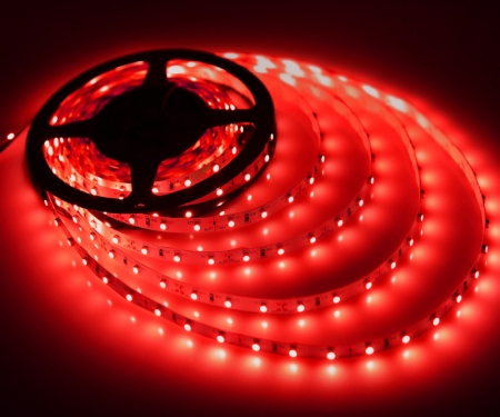 led-light-strip-cool-red